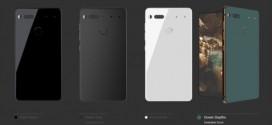 Essential Phone : de nouvelles couleurs
