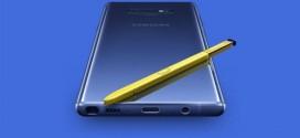 Samsung Galaxy Note 9 : une vidéo officielle publiée par erreur
