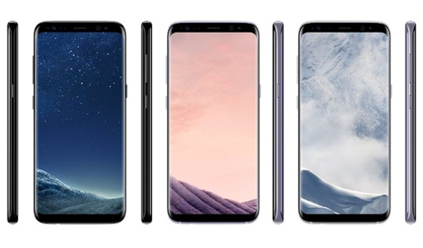 1galaxy S8-colors-leak
