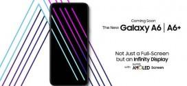 Les Samsung Galaxy A6 et A6+ sont désormais officiels