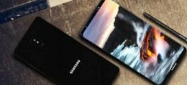 Samsung Galaxy Note 8 : quelques specs