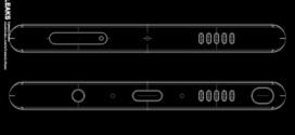 Samsung Galaxy Note 8 : de nouveaux schémas