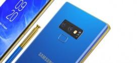 Le Galaxy Note 9 apparaît sur le site officiel de Samsung