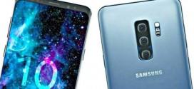 Samsung Galaxy S10 : des informations sur les capteurs photo dévoilées