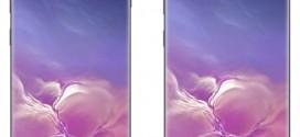 Samsung Galaxy S10 : les rendus officiels