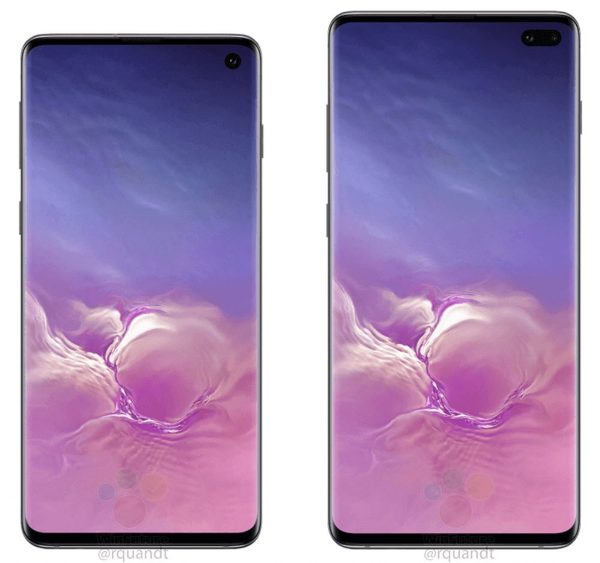 1galaxy s10 officials renders