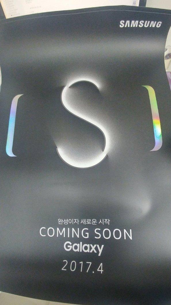 1galaxy s8 affiche