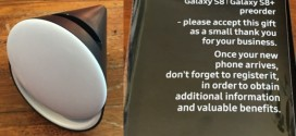 Samsung Galaxy S8 : un Amplifier Speaker Dock offert en précommande