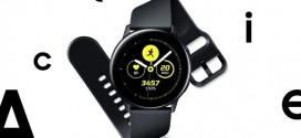 Samsung présente la Galaxy Watch Active