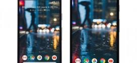 Google Pixel 2 et Pixel 2 XL : les différences