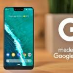 1google pixel 3 xl google