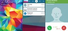 Samsung Galaxy S5 : la mise à jour vers Lollipop arrive