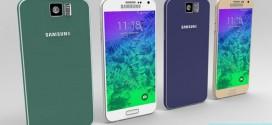 4 couleurs pour le Samsung Galaxy S6