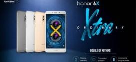 Honor 6X : un double capteur photo arrière à moins de 250 Euros