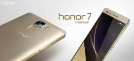 Le Honor 7 Premium en précommande