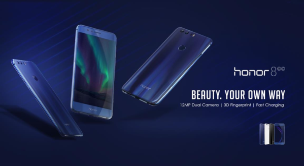 1honor 8 launch