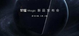Honor Magic : un appareil à écran borderless