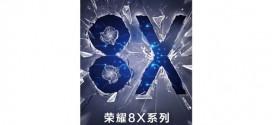 Honor 8X : un teaser apparaît sur la toile