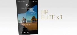 MWC 2016 : HP présente l'Elite X3