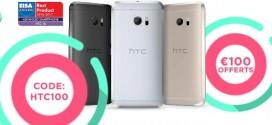 Le HTC 10 élu meilleur smartphone 2016-2017… entre autres