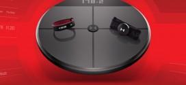 HTC présente la UA HealthBox