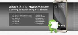 Le HTC One M8 bientôt sous Android Marshmallow