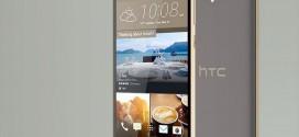 HTC dévoile le One E9+