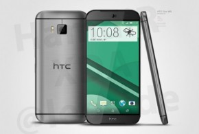 MWC 2015 : HTC dévoile son One M9