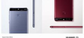 Huawei P9 : deux nouvelles couleurs