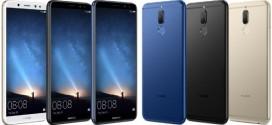Huawei Mate 10 Lite : un écran Huawei FullView et 4 capteurs photo