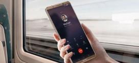 Huawei : la gamme Mate 10 reçoit le face unlock