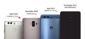 Huawei tease le Mate 10