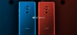 Huawei Mate 10 : de nouvelles images volées