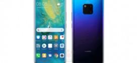 Huawei Mate 20 Pro : les prix dévoilés