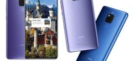 Le Huawei Mate 20X est déjà en vente