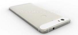 Nexus 6P : 32 Go minimum
