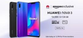 Huawei Nova 3 : le fabricant utilise des photos de reflex pour vanter l'APN de son smartphone