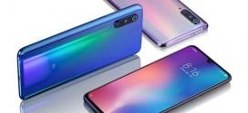 Le Xiaomi Mi 9 est officiel