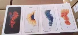 iPhone 6S : des boîtes différentes selon les versions