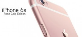 iPhone 6S : une version rose en plus
