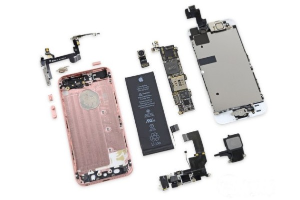 1iphone se ifixit