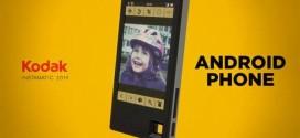 Kodak rejoint le monde des smartphones