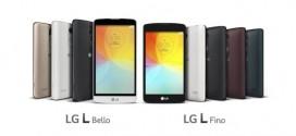 LG L Bello et L Fino : fonctions Premium à prix réduit