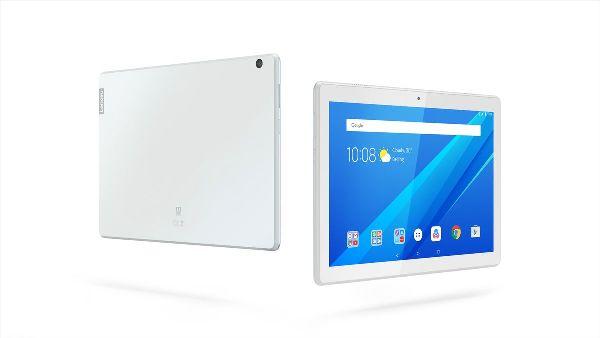 Le Constructeur Chinois Lenovo A Choisi Salon IFA 2018 De Berlin Pour Presenter Sa Nouvelle Gamme Tablettes Tournant Sous Android