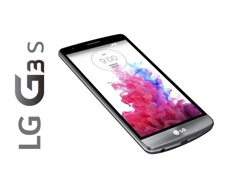 Test du LG G3S (D722) : «small» mais pas mini