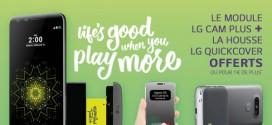 Le LG G5 en précommande