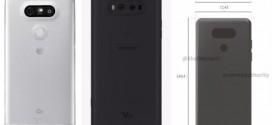 LG G6 : un premier rendu