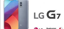 LG G7 : le nom serait confirmé