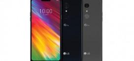 Le LG G7 Fit bientôt disponible