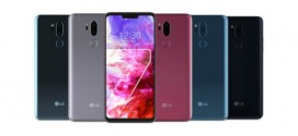 LG G7 ThinQ : un rendu officiel